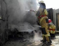 Тува: Как уберечь автомобиль от пожара