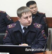 В МВД Тувы на заседании оперативного штаба обсудили вопросы профилактики квартирных краж