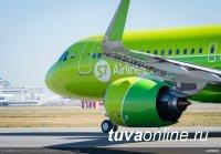 Весной начнется выполнение субсидируемых рейсов из Красноярска и Новосибирска в Кызыл
