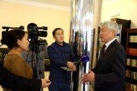 Депутатский корпус Тувы готов помогать программе развития малых сел - Кан-оол Даваа