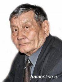 Остановилось сердце ветерана тувинской журналистики, переводчика, тувиноведа Дангыта Иргита