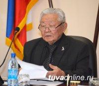 Общественную палату Тувы возглавил руководитель Ассоциации инженеров, бывший руководитель республики Чимит-Доржу Ондар