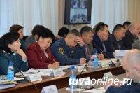 В Правительстве Тувы обсудили исполнение налоговых и неналоговых доходов