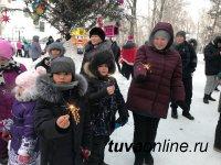 В обновленном Молодежном сквере Кызыла стартовал всероссийский фестиваль #ВЫХОДИГУЛЯТЬ