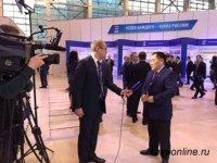 Тувинская делегация прибыла в Москву для участия в съезде партии «Единая Россия»