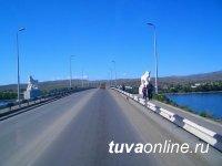 23 декабря на час будет закрыт проезд по Коммунальному мосту Кызыла