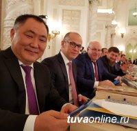 Глава Тувы участвует в итоговом заседании Государственного совета Российской Федерации