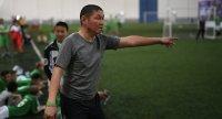 Буян Салчак: побеждать в футбол ребятам помогают занятия борьбой хуреш