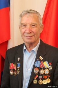 30 декабря в Кызыле простятся с Почетным гражданином города Аркадием Поручником