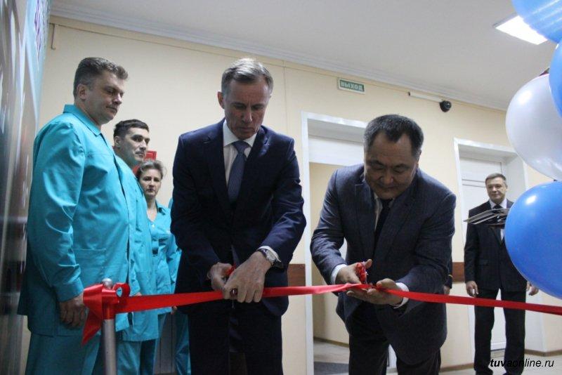 Прошлый замглавы МВД Удмуртии стал министром внутренних дел Тувы