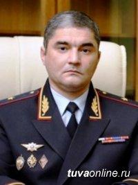МВД Тувы возглавил бывший заместитель руководителя полиции Ростовской области