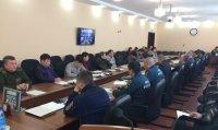 В Правительстве Тувы состоялось заседание КЧС