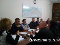 Ссузы Тувы примут участие в проектах благоустройства