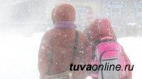 В Кызыле в 40-градусный мороз школьники младших классов могут не посещать занятия