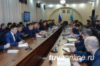 В правительстве Тувы обсудили подготовку к выборам Президента России