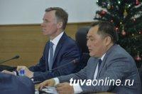 Первый замминистра внутренних дел РФ и Глава Тувы согласовали порядок действий по укреплению сельской полиции