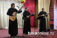 Абаканская группа «Соборяне» выступила в Туве с Рождественскими благотворительными концертами