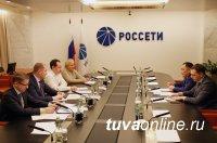 Глава Тувы заручился полной поддержкой нового руководителя ПАО «Россети»
