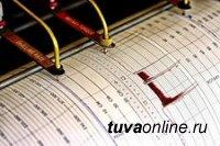 Землетрясение магнитудой 4 произошло в Туве