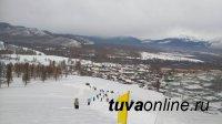 Чеди-хольцы и зимой не скучают: в Хову-Аксы прошло скоростное покорение горы Ленина