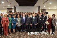 Кызыл принял участие в международной конференции по Всемирному наследию Евразии