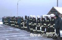 В Туве в связи с морозами особый мобилизационный режим в работе органов власти