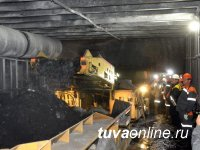 Горняки шахты «Межегейуголь» в Туве установили всероссийский рекорд по проходке