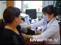 В Туве выявлено 6 лабораторно подтвержденных случаев заболевания гриппом