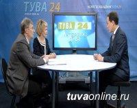 """Как выполняется требование Главы Тувы об упорядочивании пассажироперевозок в Кызыле, обсудили в студии телеканала """"Тува 24"""""""