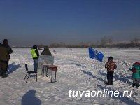 Артыш Куулар стал победителем первых в Туве соревнований по дрифтингу