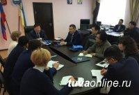 Бурятия договорилась с Тувой о поставках баранины