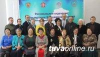 Валерий Ширипей возглавил созданное в Туве объединение Заслуженных врачей России