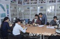 В День российской науки ТувГУ посетил Глава Республики Тыва Шолбан Кара-оол