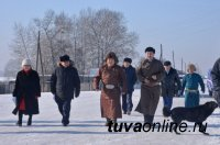 Глава Тувы Шолбан Кара-оол посетил село Баян-Кол Кызылского района