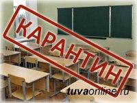 Роспотребнадзор рекомендовал 14 муниципалитетам Тувы, включая Кызыл, ввести ограничительные меры по гриппу