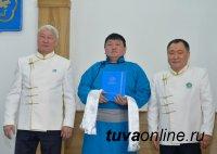 В Туве накануне Шагаа вручены государственные награды
