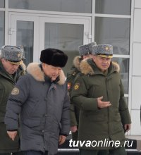 Мы воспринимаем приезд Сергея Кужугетовича Шойгу, как уважение к своей малой Родине – Глава Тувы