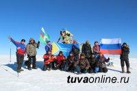 Восхождение на Монгун-Тайгу к празднику Шагаа