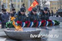 В Кызыле проводятся мероприятия ко Дню защитника Отечества
