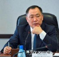 Региональный рынок труда должен работать на местное население – Глава Тувы