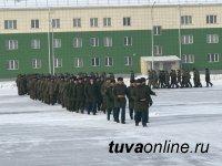 В 55-й мотострелковой горной бригаде в Туве ко Дню защитника Отечества проведены праздничные мероприятия