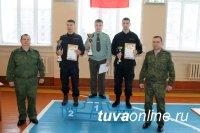Команда тувинского отдела Росгвардии по шахматам - лучшая в Сибири
