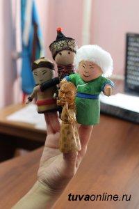 Тувинские пальчиковые куклы: незабытое искусство