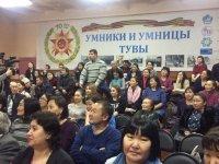 Кызылчане знакомятся с дизайн-проектами скверов в ходе Публичных слушаний
