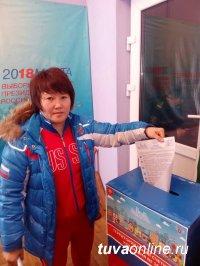56 тысяч жителей 10 муниципалитетов Тувы участвовали в рейтинговом голосовании за требующие благоустройства парки и скверы