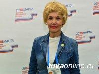 Дина Оюн, Глава Кызыла: В Туве на выборах Президента у людей было хорошее настроение