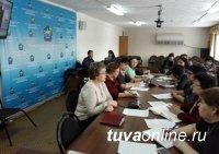 Начался предварительный отбор кандидатов, поступающих в Кызылское президентское кадетское училище