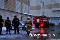 Глава Тувы выразил глубокие соболезнования руководству Кемеровской области в связи с гибелью людей на пожаре в торговом центре