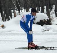 В Туве прошел лыжный марафон в поддержку снежного барса