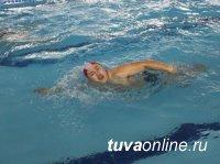 В Кызыле прошли соревнования по плаванию среди сотрудников МВД по Республике Тыва